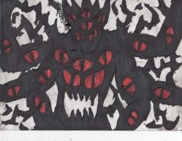 Nocturno nightmare form by ChahlesXavier