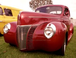 Ford Deluxe by stlcrazy