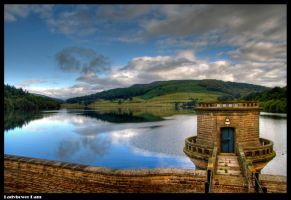 Ladybower Dam by Megglles