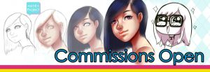 +COMMISSIONS OPEN+ by MYKProject