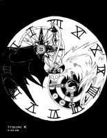 Death Clock by ItsumiK