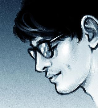 Colin in Glasses by whimsycatcher