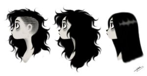 HAIRSTYLES by GrievousGeneral