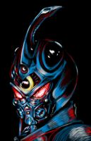 The Guyver! by chrismoet