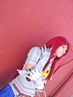 Erza Scarlet cosplay 013 by LadyNoa