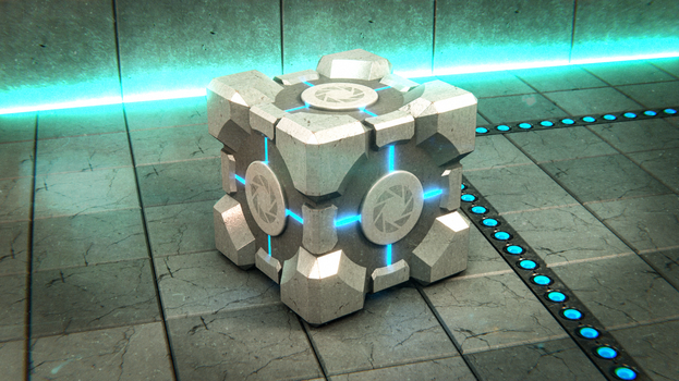 Weighted Cube by DTM-51