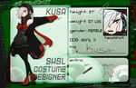 HPA: .:SHSL Costume Designer:. by Forestii