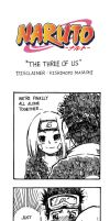 Naruto Doujinshi - The Three of Us by SmartChocoBear