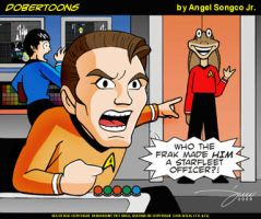 mash-up - trek vs wars by doberdog