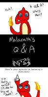 Malacath Q And A by DeadSalamander