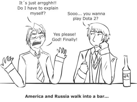 APH: Cold war went online... by fiori-party