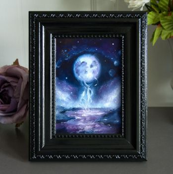 MagiMoon Framed by NicolePerez