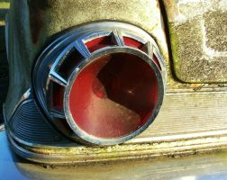 300 tail light in 1963 by finhead4ever