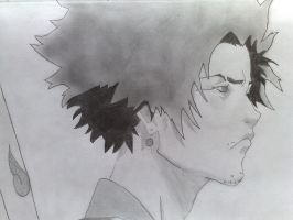 Mugen's Drawing by Vauldius