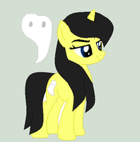 Ghostly Whisper's debut by Randomrainbowz101
