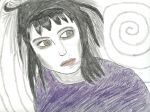 Winona Ryder as Lydia Deetz by Char739