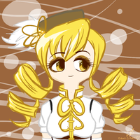 Tomoe Mami by star-poke