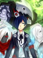 Art Trade - Persona 3 by bungArip