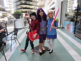 AFest 2012 - Adventure Time by Soynuts