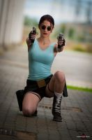 Lara Croft by fabiohazard