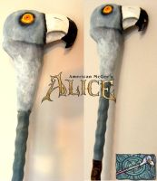Croquet Mallet by Deadly-Whisperss