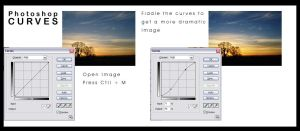 Photoshop Curves - Tutorial by aphasia100stock