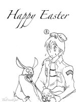 Happy Easter by TheFrenchGal