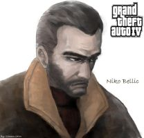 Niko Bellic by molcray