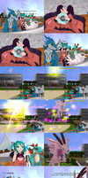 The improvement of MarineAngemon by JackFrost-LCDA