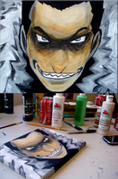 FMA Greed Why so serious? by iareawesomeness