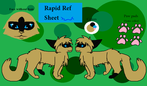 Rapid Ref Sheet :GA: by Honoo-Koneco
