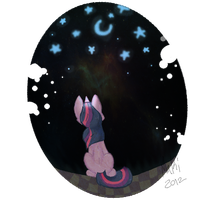 +MLP:FiM - ID - Little Stargazer+ by A-Ponies-Love