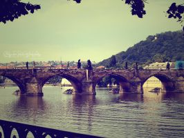 Prague by Clergna