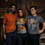 BTS at the Avi Ram Bodypainting workshop in Dallas by thebryancrump
