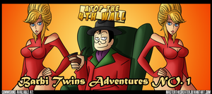 AT4W: barbi Twins adventures 1 by MTC-Studios