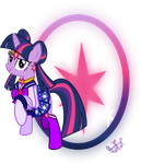 [1/6] SAILOR TWILIGHT SPARKLE by MeganLovesAngryBirds