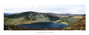 Lough Tay by Shaystyler