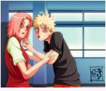 Ehm,, what are you two doing?? by konoha-paradise