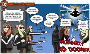 Gamergate life 26 by KukuruyoArt