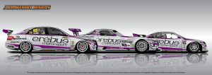 Erebus Motorsport by ArmageddonDesigns