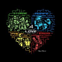 Four Types of Love as Shown in Robots by liu-psypher