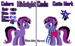 Commission |Midnight Coda by BloodLover2222