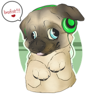 my name is pewdiepug! by tubuIar