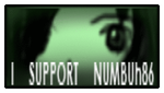 I Support Numbuh86 2 by Bunnette