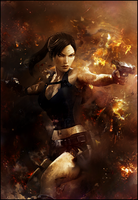 Tomb Raider by ToX-90