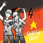 APH (Nyotalia) - 4th star for Deutschland! by pinsel-chan