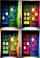Open the colour door by natucya