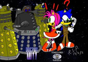 Doctor Wii and the Daleks by TimeLordParadox