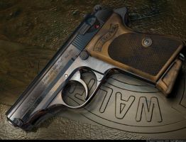 Walther PPK by VladiT