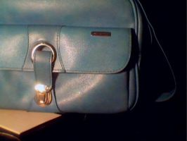 Blue Bag by earthly-delight